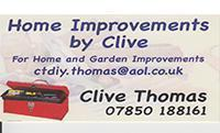 Home Improvements by Clive logo