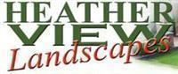 Heather View Landscapes logo