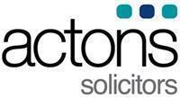 Actons Solicitors logo